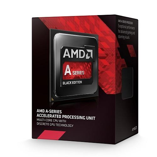 CPU AMD A8-7600 3.1GHz Turbo 3.8GHz / 4MB / Socket FM2+