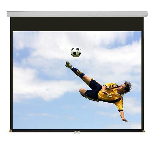 "Màn hình máy chiếu DINON/TOPLITE/DA-LITE/APOLO 135"" (96"" x 96"" / 2.44m x 2.44m)"