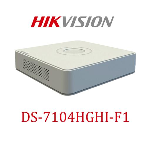 Đầu ghi Camera HikVision DS-7104HGHI-F1