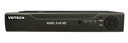 Đầu ghi Camera VDTECH 3600 AHDL-M AHD