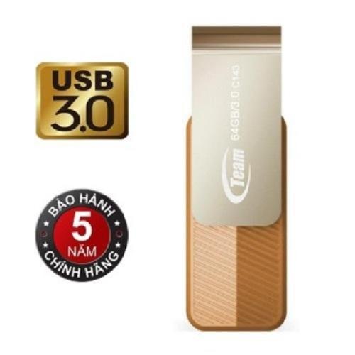 USB TEAM 64GB 3.0 C143