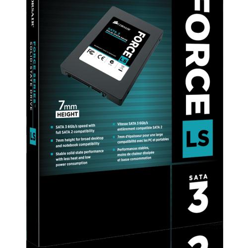 Ổ Cứng SSD Corsair Force LS Series F120GBLSB 120GB