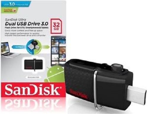 SANDISK OTG 32GB 3.0