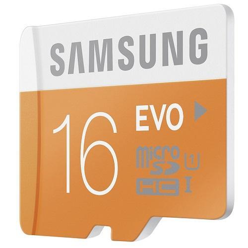 Thẻ nhớ Micro SD Samsung EVO 16G C10