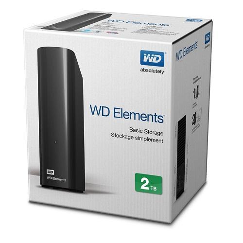Ổ CỨNG DI ĐỘNG WD Element 3.5
