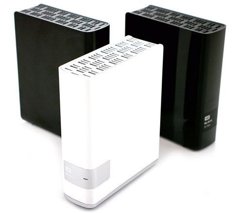 Ổ Cứng Di Động Western Digital My Cloud - 8TB 3.5