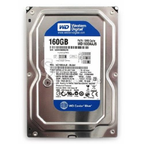 Ổ Cứng HDD Western 160G 3.5