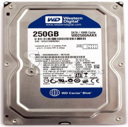 Ổ Cứng HDD Western 250G 3.5