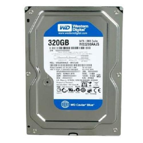 Ổ Cứng HDD Western/HITACHI/ SAMSUNG 320G 3.5