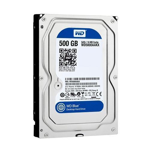 Ổ Cứng HDD Western/HITACHI/ SAMSUNG 500G 3.5