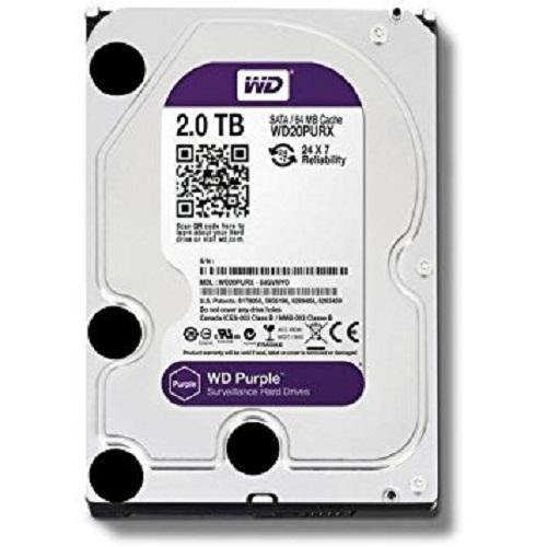 Ổ Cứng HDD WD Purple AV 3.5