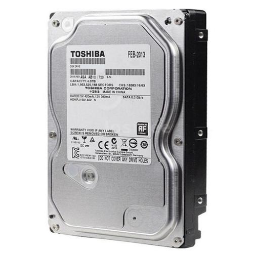 Ổ Cứng HDD TOSHIBA 4TB Sata 3.5