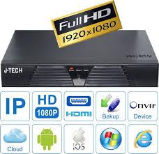 Đầu ghi Camera J-Tech IP HD2012
