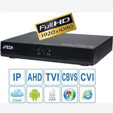 Đầu ghi Camera J-Tech HD6108 (4K / H265)