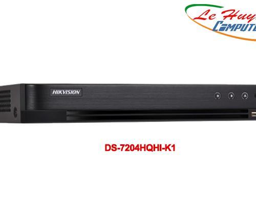 Đầu ghi Camera HikVision 4 kênh Turbo HD 4.0 DVR - DS-7204HQHI-K1
