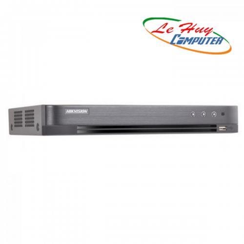 Đầu ghi Camera HikVision 4 kênh Turbo HD 4.0 DVR Tích hợp PoC - DS-7204HQHI-K1/P