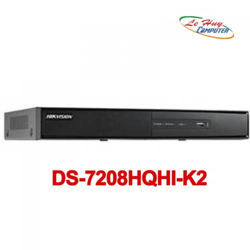 Đầu ghi Camera HikVision 8 kênh Turbo HD 4.0 DVR - DS-7208HQHI-K2