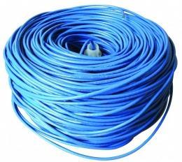 CÁP MẠNG GOLDEN LINK - 4 pair SFTP Cat5e (xanh dương,chống nhiễu) - 305m taiwan