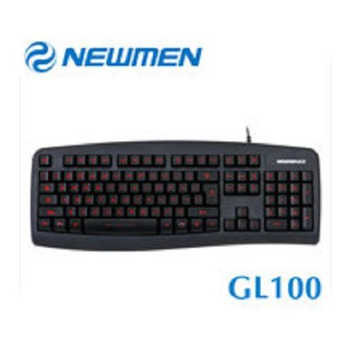 Bàn phím Newmen GL100 LED