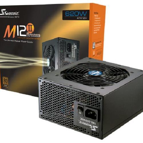 Nguồn máy tính SEASONIC M12II-620 EVO