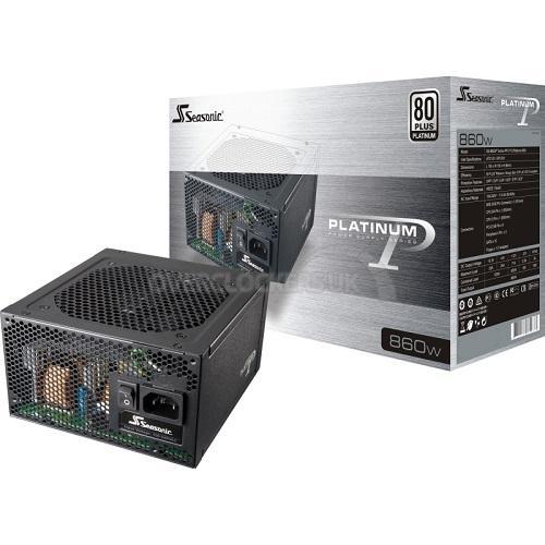 Nguồn máy tính SEASONIC P-860W (860XP)