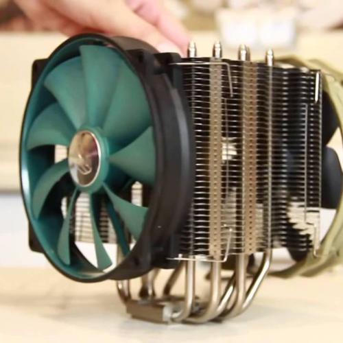 Tản nhiệt khí CPU Deepcool Lucifer V2