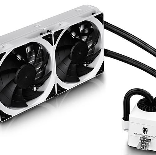 Tản nhiệt khí CPU Deepcool Captain 240EX White