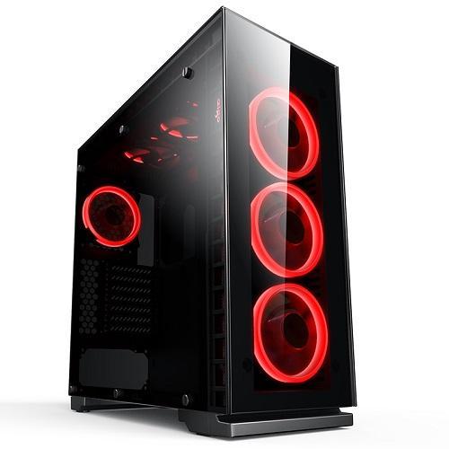 Vỏ máy tính AIGO SRYSTAL (RGB)