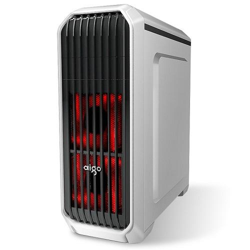 Vỏ máy tính AIGO STARSHIP WHITE