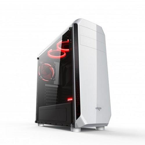 Vỏ máy tính AIGO AEGIS WHITE