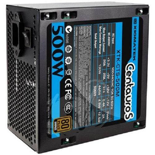 Nguồn máy tính XIGMATEK CTS-500 500W EN8590