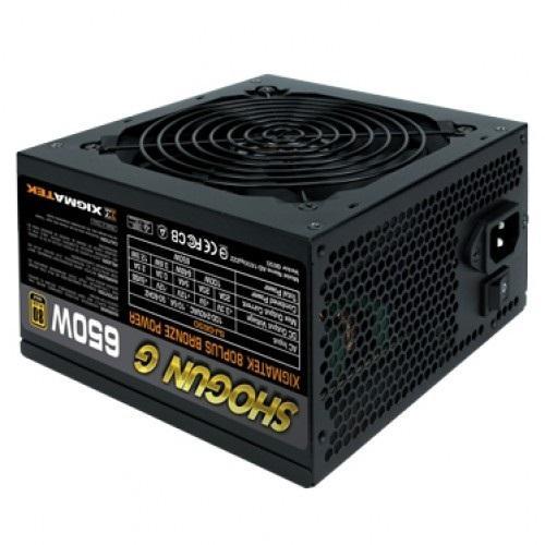Nguồn máy tính XIGMATEK SHOGUN G 650W EN7487