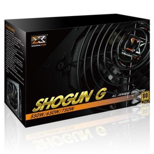Nguồn máy tính XIGMATEK SHOGUN G 750W EN7999