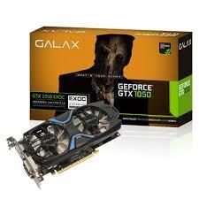 Card Màn Hình - VGA GALAXY GTX1050 EXOC 2G