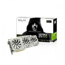 Card Màn Hình - VGA GALAXY GTX1070 HOF 8G