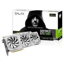 Card Màn Hình - VGA GALAXY GTX1080 HOF 8G