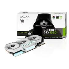 Card Màn Hình - VGA GALAXY GTX1080TI HOF 11G