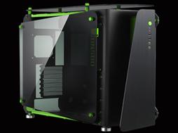 Vỏ máy tính JONSBO MOD1 (Black - Green)