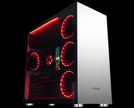 Vỏ máy tính JONSBO C4S (Aluminum - Silver)