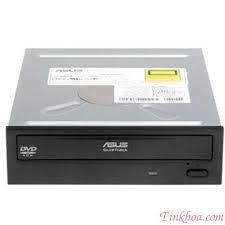 Ổ Đĩa Quang DVD ASUS Rom 18X - E818AT SATA