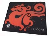 Miếng lót chuột TYLOO ĐỎ 4LY(250X320cmm)