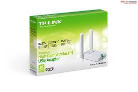 Bộ thu sóng Wifi TP-Link TL-WN822N(EU)