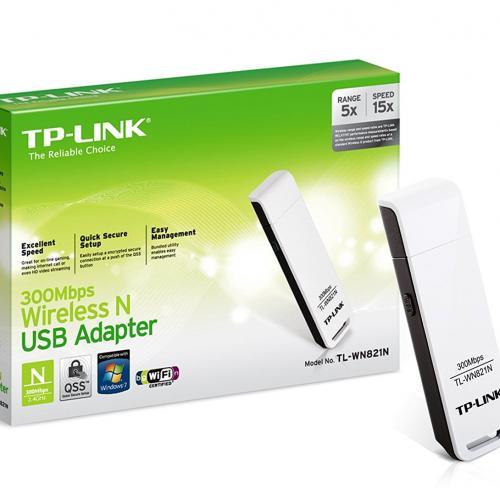 Bộ thu sóng Wifi TP-Link TL-WN821N(EU)