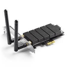 Card Mạng Wireless TP-LINK AC1300  Archer T6E- Dual Band Wireless PCI Express