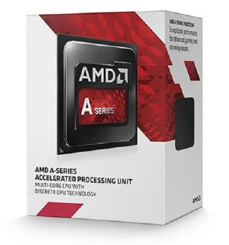 CPU AMD A8 - 7600: socket FM2+, 4MB L2 cache/65w  Quad core 3.8GHz turbo