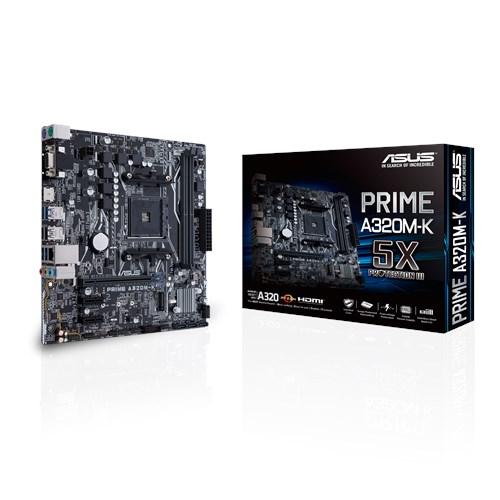 Bo Mạch Chủ - Mainboard ASUS PRIME A320M-K (AMD)