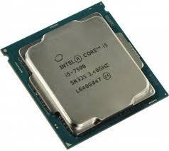 CPU Intel Core i5 7500 TRAY KabyLake + fan i3
