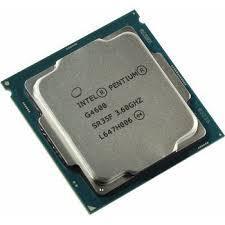 CPU Intel® Pentium G4600 TRAY KabyLake + FAN I3