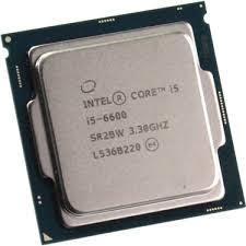 CPU Intel® Core i5 6600 TRAY SKYLAKE Fan I3
