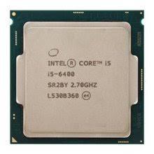 CPU Intel® Core i5 6400 TRAY SKYLAKE Kèm Fan I3